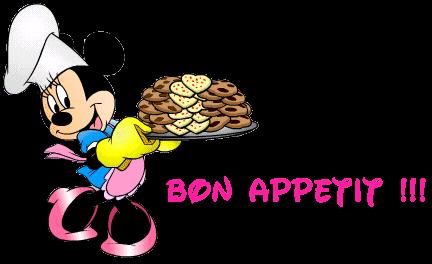 Bon appetit page 2 - Vivolta cuisine cherie qu est ce qu on mange ...