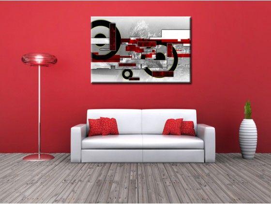 toile moderne best peintures sur toile modernes avec toile moderne pas cher con peinture sur. Black Bedroom Furniture Sets. Home Design Ideas